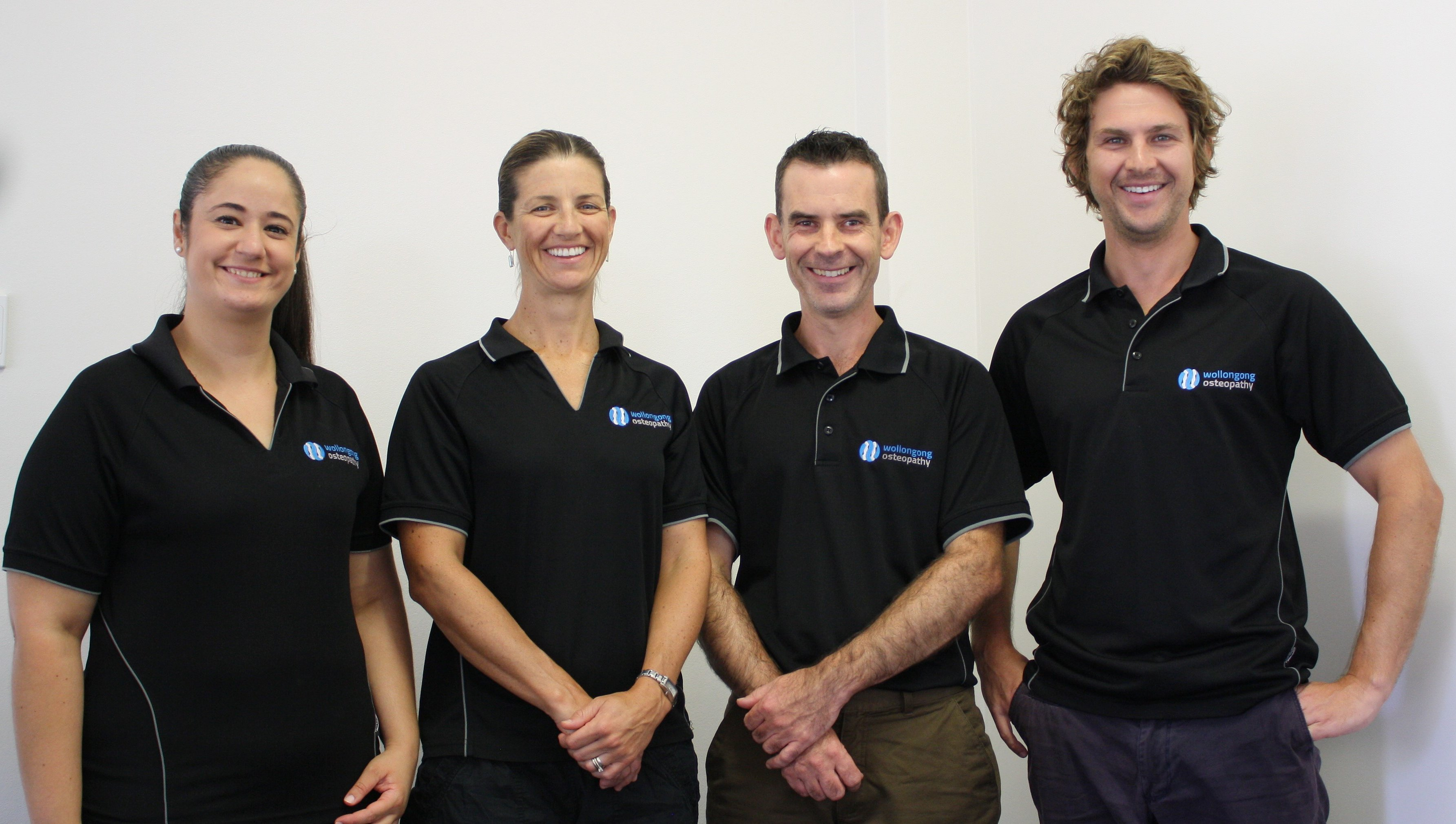 The Professional Team at Wollongong Ostepathy